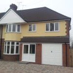 Philips Double Storey Side & Single Storey Rear Extensions